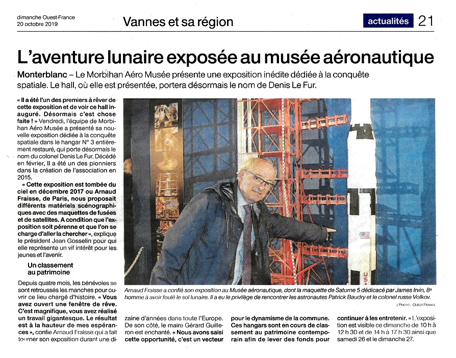 19 10 20 article ouest france